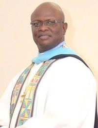 Pastor Ray Max-Jones